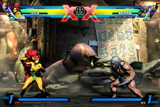 『ULTIMATE MARVEL VS. CAPCOM 3』動物的?動物そのもの?「ANIMAL PACK」配信開始 画像