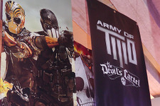 【EA Showcase】VisceralがIPを受け継いだ『Army of TWO: The Devil's Cartel』インプレッション 画像