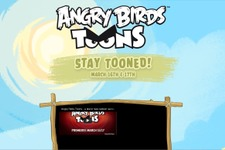 『Angry Birds』のショートアニメシリーズ「Angry Birds Toons」3月16日より公開 画像