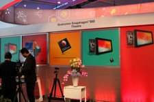 【MWC 2013】4K映像も楽々操る、クアルコムの新世代チップ「SnapDragon 800」の威力を体験 画像