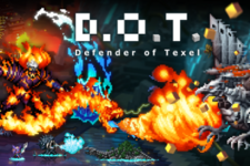 DeNA、欧米版Mobageにて人気のドット絵RPG『D.O.T. Defender of Texel』を日本のMobageでも提供開始 画像