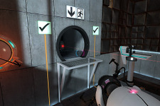 『Portal』世界が舞台のVRデモ『The Lab』無料配信決定 画像