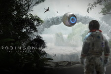 PS VR『ROBINSON THE JOURNEY』配信開始…恐竜が闊歩する惑星を探索! 画像