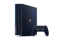 PlayStation 4 Pro 500 Million Limited Edition が8月24日発売決定!―全世界合計5万台限定の特別モデル 画像