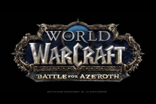 今週発売の新作ゲーム『World of Warcraft: Battle For Azeroth』『The Walking Dead: The Final Season』他 画像