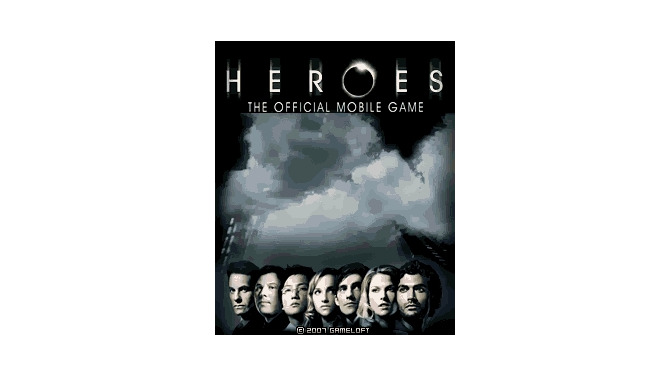 Heroes is a copyright of NBC Studios, Inc. Licensed by Universal Studios Licensing LLLP. All Rights Reserved. c 2007 Gameloft. All Rights Reserved. Gameloft and the logo Gameloft are trademarks of Gameloft in the US and/or other countries.