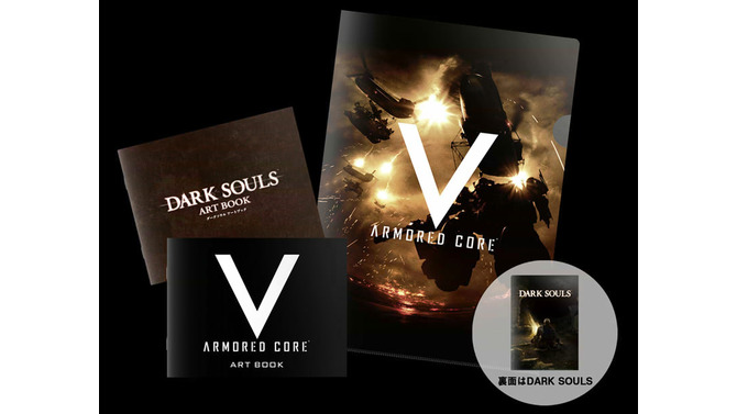 『DARK SOULS』と『ARMORED CORE V』が試遊できるイベント『FROMSOFTWARE Game Festa 2011』開催