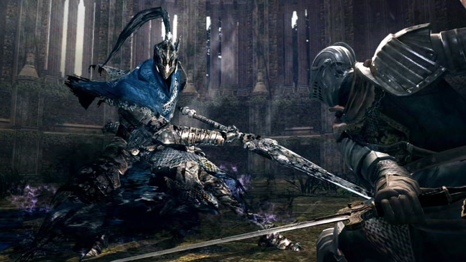 『DARK SOULS with ARTORIAS OF THE ABYSS EDITION』対人戦が楽しめる新システム「試練の戦い」