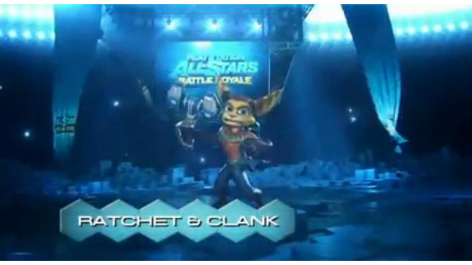 【gamescom 2012】『PlayStation All-Stars』ラチェット、ダンテ、カケル参戦!