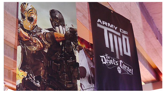【EA Showcase】VisceralがIPを受け継いだ『Army of TWO: The Devil's Cartel』インプレッション