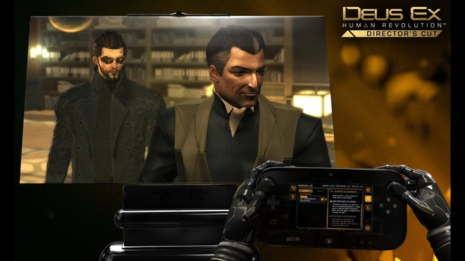 『Deus Ex: Human Revolution - Director's Cut』