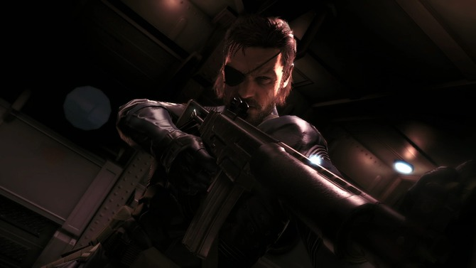 【E3 2013】『METAL GEAR SOLID V』Xbox One向けに正式発表