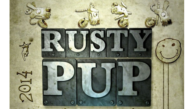 『The Unlikely Legend of Rusty Pup』