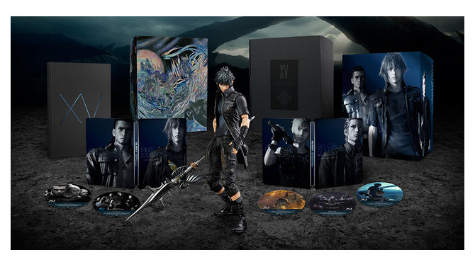 『FFXV』3万個限定の限定版「ULTIMATE COLLECTERS EDITION」増産を検討中…ネットでは賛否両論