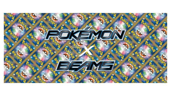 『ポケカ』×BEAMSによるコラボプロジェクト始動―この夏はアウトドアでも『ポケモン』を楽しもう!