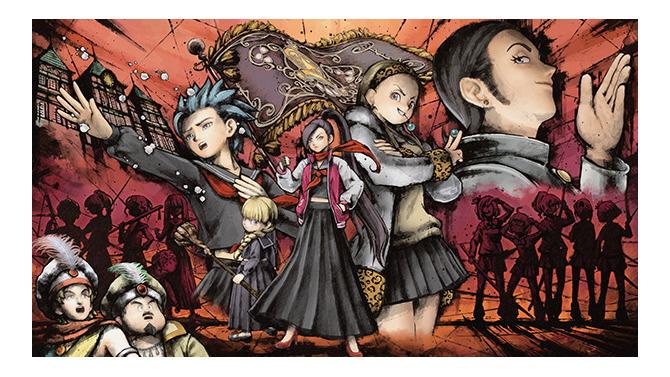 『ドラクエXI S』勇者一行が演劇へ挑戦!マルティナ達がスケバン役を演じるボイスドラマ「ああ・・・青春のメダ女文化祭」の一部内容が公開