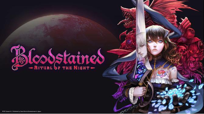 スイッチ/PS4『Bloodstained: Ritual of the Night』日本語パッケージ版を10月24日に発売! 初回特典は46曲収録のサントラCD