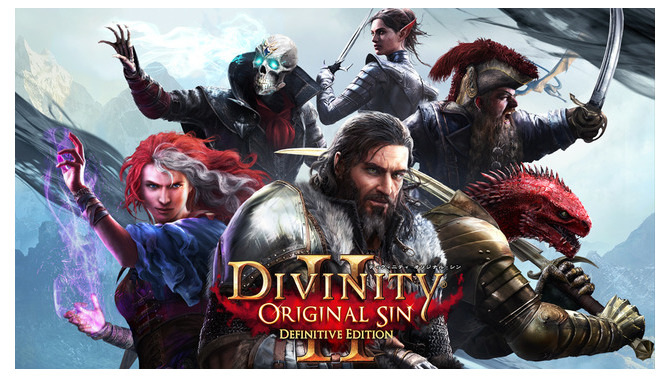 国内PS4版『ディヴィニティ:オリジナル・シン 2』発売日が10月31日に決定―予約受付も開始