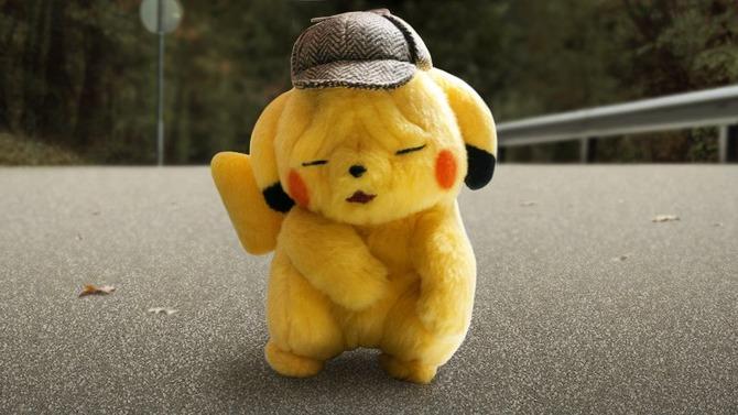 あの「しわしわピカチュウ」ぬいぐるみが今秋ポケモンセンターに登場─抱きしめたい、このしわ顔…!