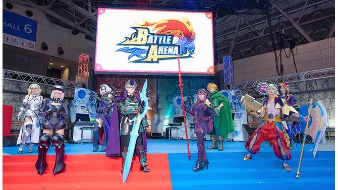 """世界よ、これが『FGO』日本公式コスプレイヤーだ!フェス会場に""""現界""""したサーヴァント8騎を見よ【写真65枚】"""