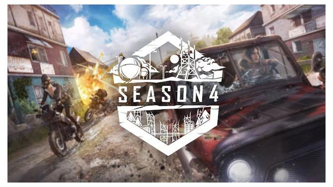 『PUBG』Xbox One版とPS4版のクロスプレイが10月に到来! シーズン4は近日開幕