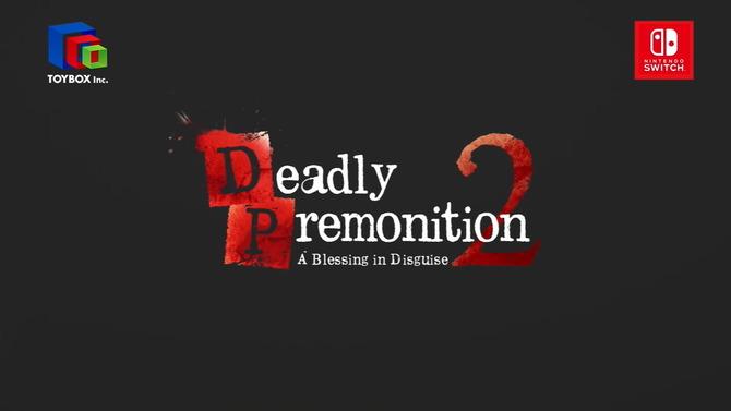 ホラーミステリーADV『Deadly Premonition 2』スイッチで2020年発売決定!過去の殺人事件が主人公を狂気に巻き込む