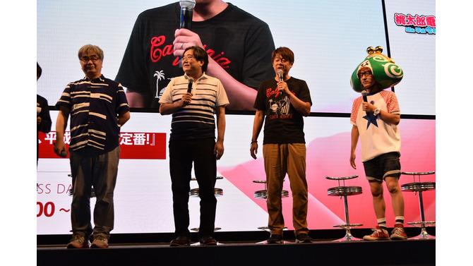 新作『桃太郎電鉄』「TGS2019」ステージイベントレポート!懐かしい思い出話や新たな取り組みに関する思いがあふれる