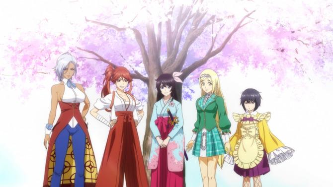 『新サクラ大戦』テレビアニメ化決定!主人公「天宮さくら」を中心とした新たな物語が2020年に放送