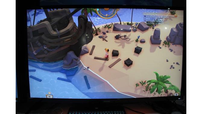 流れ着いた島から脱出するために船を作りだせ!『Stranded Sails』プレイレポ【TGS2019】