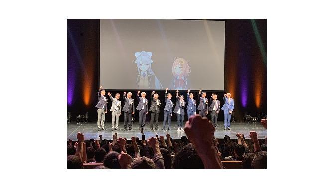 【京まふ2019】京都国際マンガ・アニメフェア2019開幕!声優の下野紘やVtuberの樋口楓、本間ひまわりらが意気込み語る