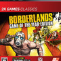 2K GAMES CLASSICS Borderlands Game of The Year Edition