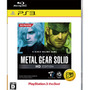 METAL GEAR SOLID HD EDITION PlayStation 3 the Best
