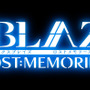『XBLAZE LOST:MEMORIES』タイトルロゴ