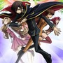 (C)SUNRISE/PROJECT GEASS Character Design (c)2006-2008 CLAMP・ST
