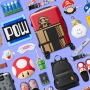 夏休みのお出かけにピッタリ!「スーパーマリオ トラベルグッズ」新商品6種が発売開始