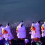 延べ2,000匹以上のピカチュウがみなとみらいの夜景をバックにパフォーマンス!「ピカチュウ大量発生チュウ! 2019」フォトレポート