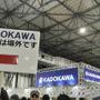 KADOKAWAブースの様子