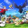 『ポケモン ソード・シールド』ポケモンと一緒に遊べる「ポケモンキャンプ」公開!幅広いキャラメイクを楽しめる「着せ替え」も登場