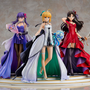 「Fate/stay night セイバー 遠坂凛 間桐桜 15th CelebrationDress Premium Box 1/7スケール」参考価格:45,000円(C)TYPE-MOON