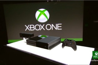 【Xbox One発表】Xbox次世代機は「Xbox One」に決定 ― コントローラと本体デザインを世界初公開 画像