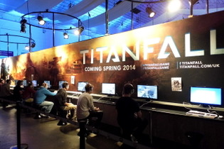 【EUROGAMER EXPO 2013】『Titanfall』ブースは相変わらずの人気、Respawn担当者を直撃 画像