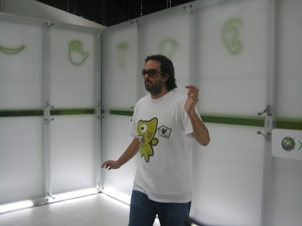 【TGS2009】Project Natalをマイクロソフトブースで一足先に体験