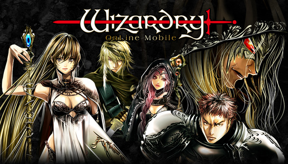 Wizardry Online Mobile