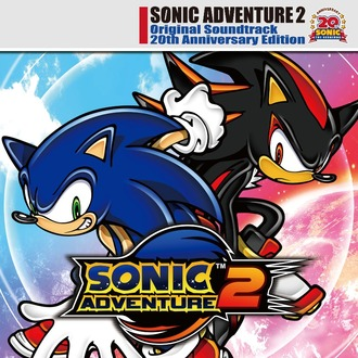 セガ、「SONIC ADVENTURE 2 Original Soundtrack 20th Anniversary Edition」を発売