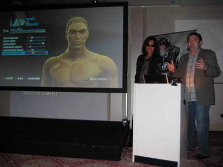 【TGS 2011】『Saints Row: The Third』にヴァルハラの板垣伴信氏が乱入!