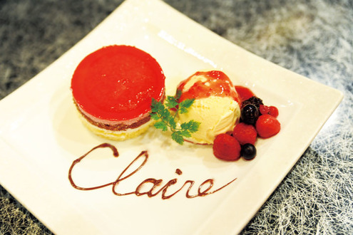 ~Claire's Special~チェリーサワーケーキ