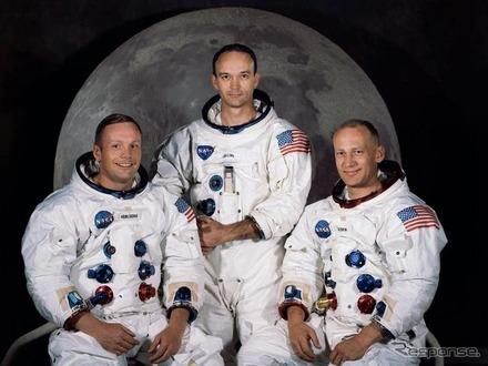 人類初、月面を歩いたアームスト...
