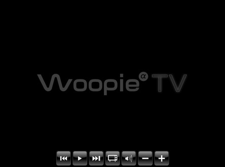 Wii向け動画テレビ「Woopie TV」がスタート