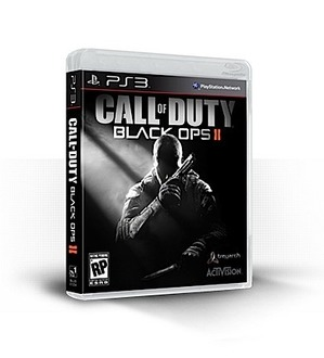 『Call of Duty: Black Ops 2』パッケージ