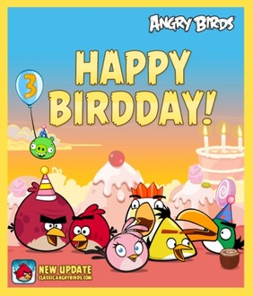 『Angry Birds』